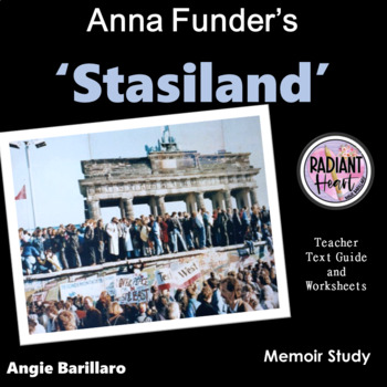 Stasiland Teacher Text Guide and Worksheets