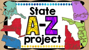 State A-Z Research Project