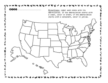 State Abbreviations