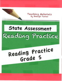 State Assessment Practice: Reading Grade 5