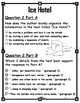 State Assessment Practice Reading Passage & EBSR Comprehension Questions