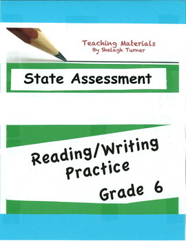 Tewl writing assessment practice