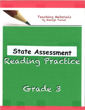State Assessment Reading Practice Grade 3