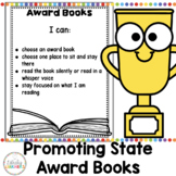 State Award Books Lessons and Activities