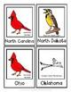 State Bird Cards