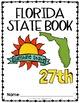 Florida State Book {Map, Bird, Flag, Flower, Landmark, Ani