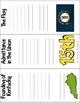 Kentucky State Book {Map, Bird, Flag, Flower, Landmark, An
