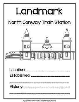 New Hampshire State Book