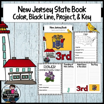 New Jersey State Book