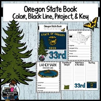 Oregon State Book