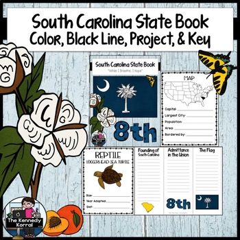 South Carolina State Book