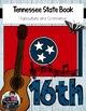 Tennessee State Book {Map, Bird, Flag, Flower, Landmark, A