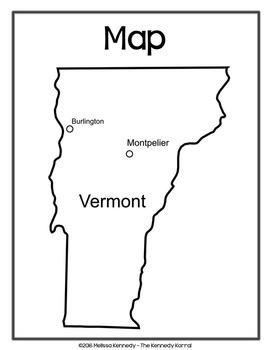 Vermont State Book