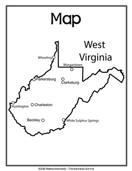 West Virginia State Book