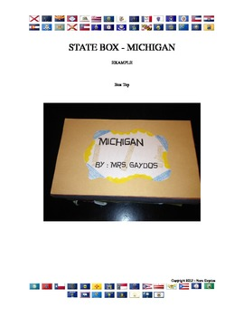 State Box - Long Term Project