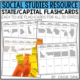 State Capital Flashcards