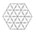 State Capitals Tarsia Puzzle