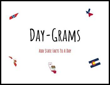 State Day-Grams (Set 1)
