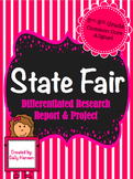 State Research Project 3-5 CCSS Aligned with Differentiate