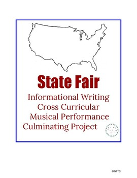 State Fair Packet: Performance, Display, Informational Writing