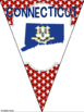 United States Flag Bunting Pennant Banners