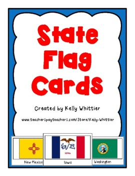 State Flag Cards
