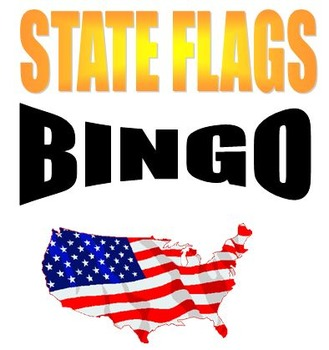 State Flags Bingo