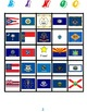 State Flags Bingo