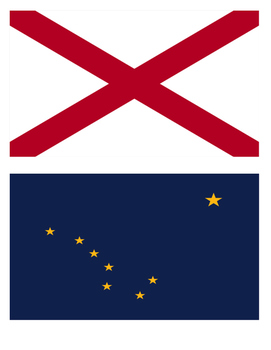 State Flags and US Territories