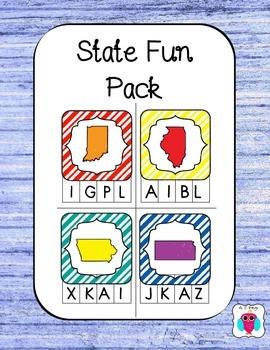 State Fun Pack