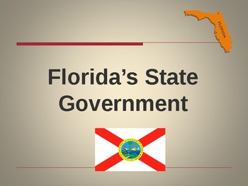 State & Local Government -  Florida State & Local Government