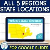 State Locations Bundle | Google Slides™