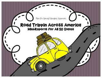 Road Trippin' Across America: 50 States Mini-Reports