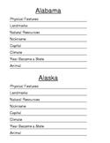 State Passport (Editable)