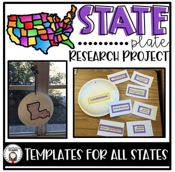 State Plate Project