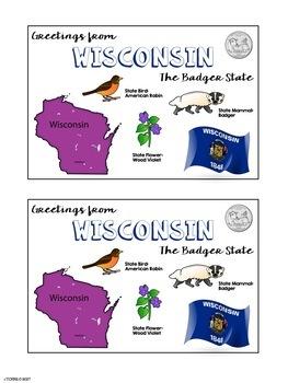 Wisconsin Postcard