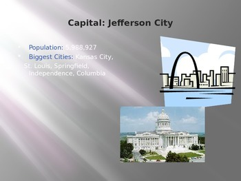 State Power point research example