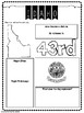 State Profiles: Idaho Notebooking Pages
