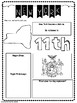 State Profiles: New York Notebooking Pages