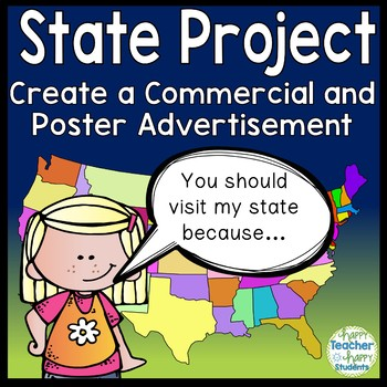 State Project Activity: Students Create a Commercial to At