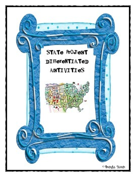 State Project Differentiated Activities