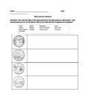 State Quarters: Identify States & Reflect
