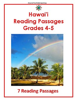 State Reading Passages: Hawaii
