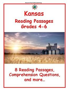 State Reading Passages: Kansas