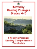 State Reading Passages: Kentucky