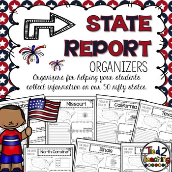 State Report Research Organizers