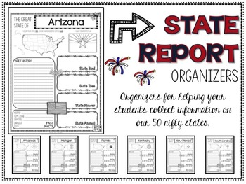 State Report Research Bundle
