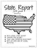 State Report- Fifth Grade CCSS Standards