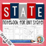 State Report Notebooking Pages