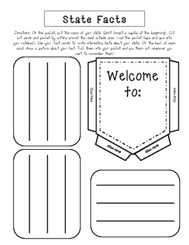 State Report Project for Interactive Notebooks